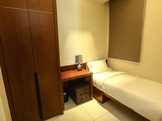 吉隆坡特里貝卡服務式套房酒店(Tribeca Hotel and Serviced Suites Kuala Lumpur)多爾三號房