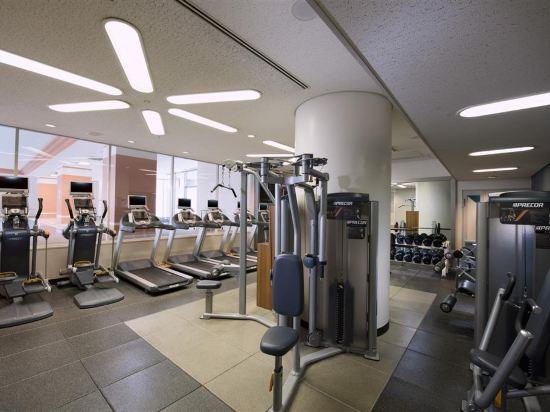 大阪希爾頓酒店(Hilton Osaka Hotel)健身房