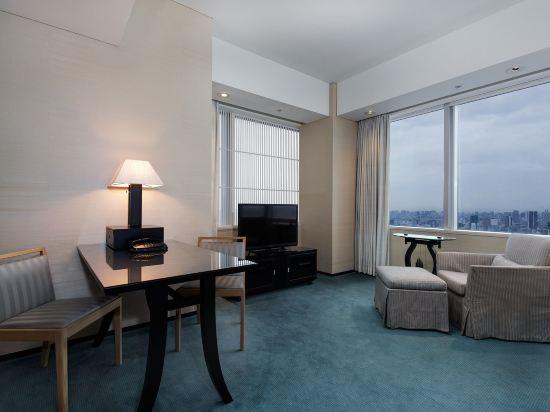 東京柏悅酒店(Park Hyatt Tokyo)柏悅客房