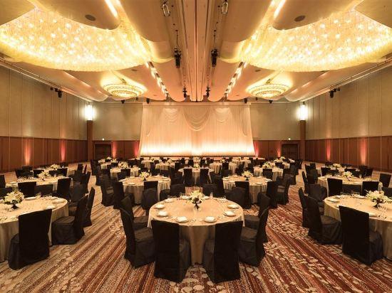 福岡海鷹希爾頓酒店(Hilton Fukuoka Sea Hawk)會議室