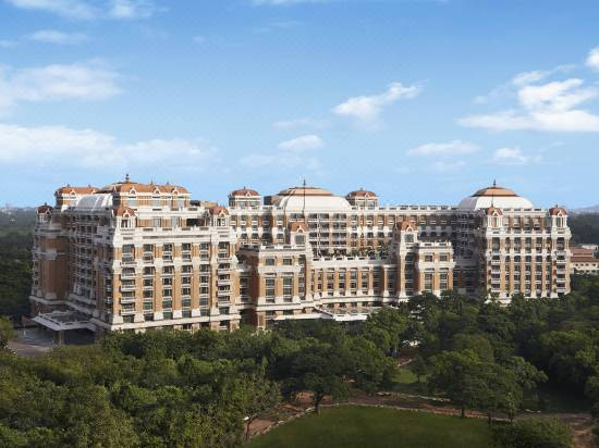 ITC Grand Chola A Luxury Collection Hotel - Reviews for 5-Star Hotels in  Chennai | Trip.com