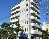 岡山京町阿爾法床公寓 #204
