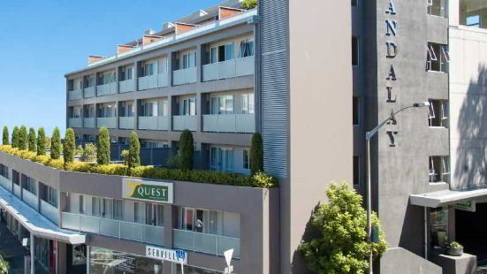 Quest Newmarket Serviced Apartments Auckland