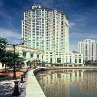 新加坡國敦河畔大酒店酒店預訂