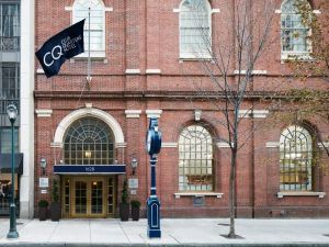 費城俱樂部住宅酒店(Club Quarters Hotel in Philadelphia)