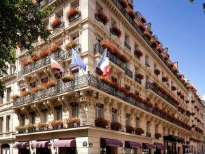 巴黎香榭麗舍大道巴爾的摩美憬閣索菲特酒店(Hotel Baltimore Paris Champs Elysées - MGallery By Sofitel)
