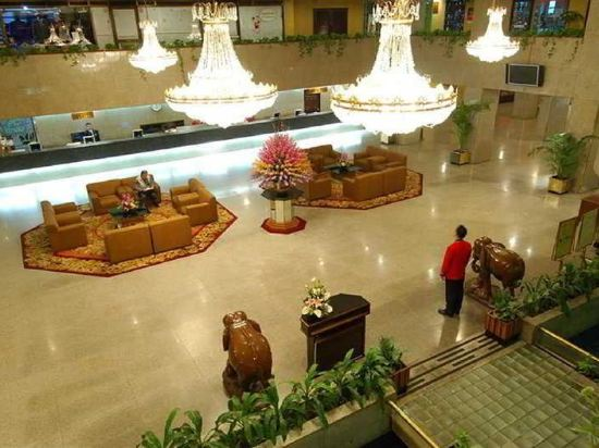 曼谷亞洲酒店(Asia Hotel Bangkok)公共區域