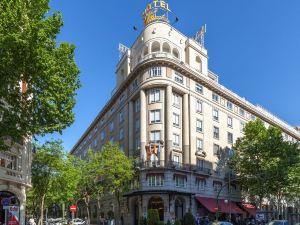 惠靈頓馬德里酒店(Hotel Wellington Madrid)