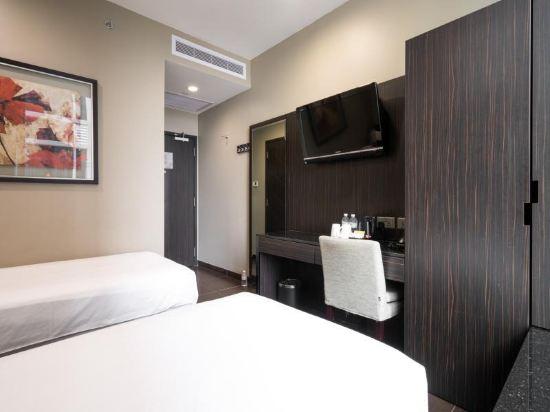 新加坡威大酒店-勞明達(V Hotel Lavender Singapore)雙床房
