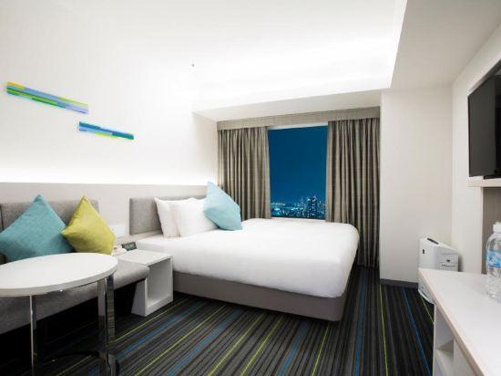 大阪日航酒店(Hotel Nikko Osaka)高級大床房