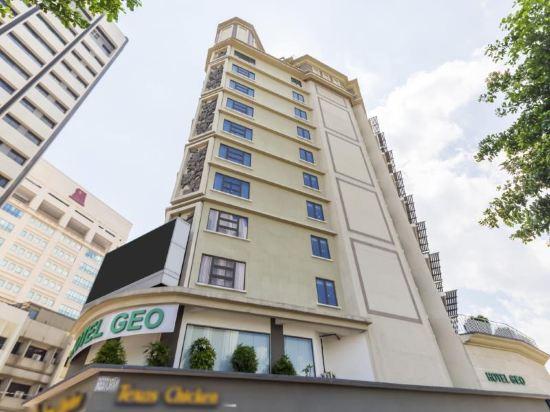 吉隆坡基歐酒店(GEO Hotel Kuala Lumpur)外觀