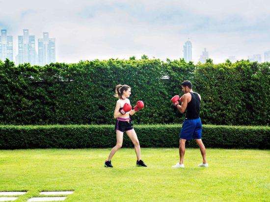 曼谷索菲特特色酒店(SO Sofitel Bangkok)健身娛樂設施