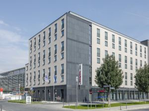 法蘭克福展覽中心希爾頓歡朋酒店(Hampton by Hilton Frankfurt City Centre Messe)