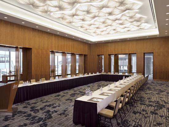 費爾蒙特環太平洋酒店(Fairmont Pacific Rim)多功能廳