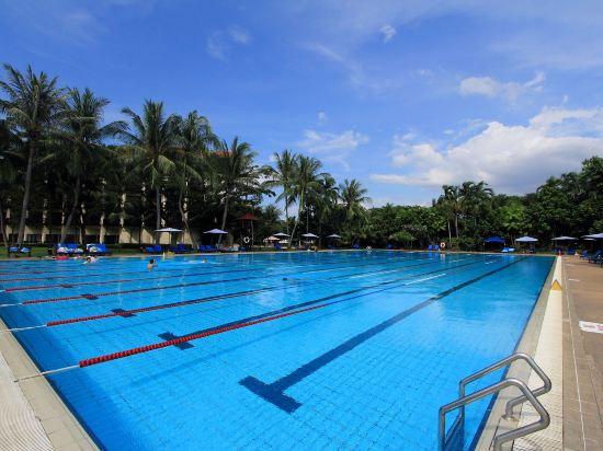 哥打京那巴魯絲綢麥哲倫酒店(The Magellan Sutera)室外游泳池