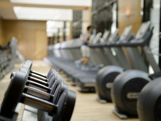韓國首爾國際金融中心康萊德酒店(Conrad Seoul IFC Korea)健身房