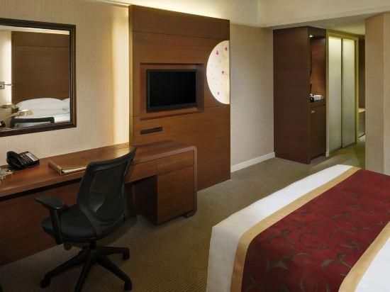 新加坡濱華大酒店(Marina Mandarin Singapore)行政豪華客房
