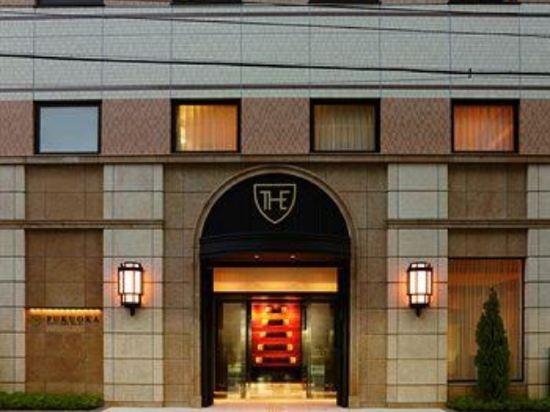 福岡皇家公園酒店(Royal Park Hotel the Fukuoka)外觀