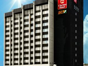 魁北克拉麗奧酒店(Hotel Clarion Quebec)