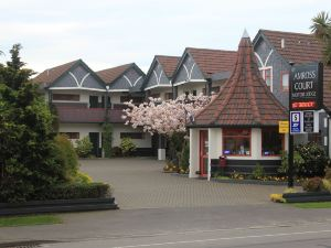 基督城阿姆羅斯閣特汽車旅館