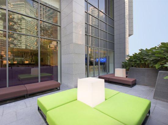 吉隆坡中環廣場雅樂軒酒店(Aloft Kuala Lumpur Sentral)公共區域