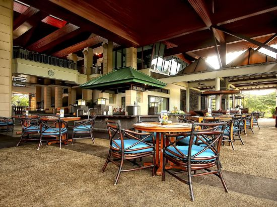 哥打京那巴魯絲綢太平洋酒店(The Pacific Sutera)餐廳