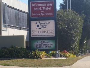 貝爾肯之路酒店及服務式公寓(Belconnen Way Hotel & Serviced Apartments)