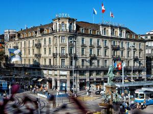蘇黎世施維澤霍夫酒店(Hotel Schweizerhof Zürich)