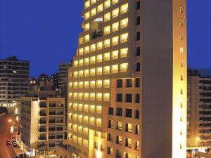 貝魯特鴿子巖華美達廣場酒店