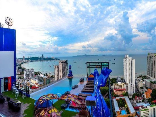 芭堤雅暹羅設計酒店(Siam@Siam Design Hotel Pattaya)周邊圖片