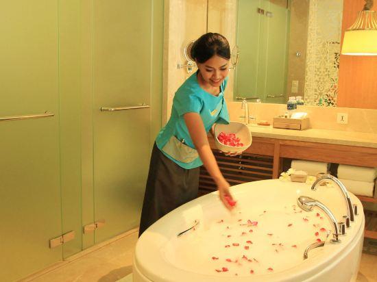 華欣洲際度假酒店(InterContinental Hua Hin Resort)洲際雙床俱樂部房