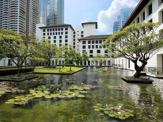 曼谷素可泰酒店(The Sukhothai Bangkok)外觀