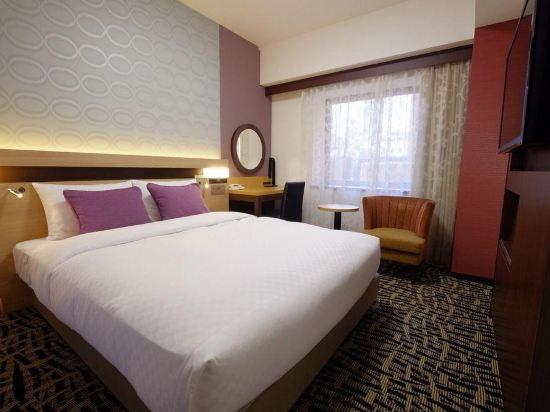 大都會東京城飯店(Hotel Metropolitan Edmont Tokyo)東樓翻新大床房