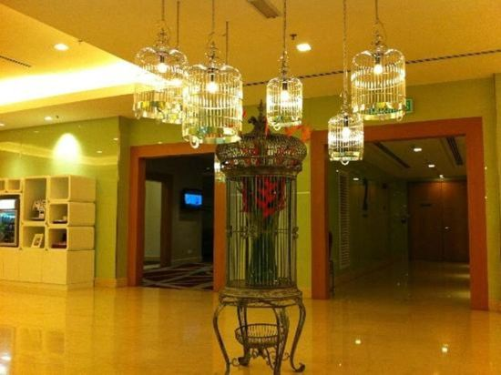 吉隆坡輝盛國際公寓(Fraser Place Kuala Lumpur)三卧室行政公寓