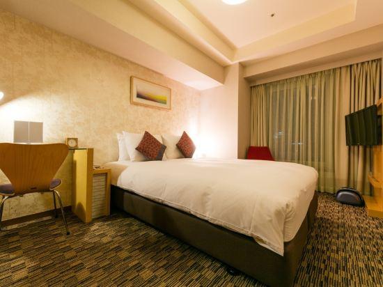 札幌三位神大酒店(Hotel Resol Trinity Sapporo)公園側雙人房