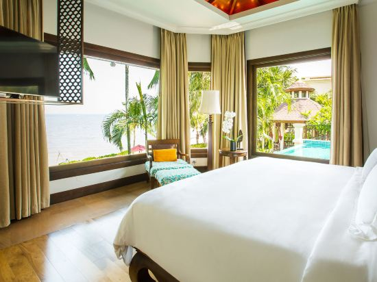 芭堤雅洲際度假酒店(InterContinental Pattaya Resort)一卧室海濱別墅(帶私人泳池)