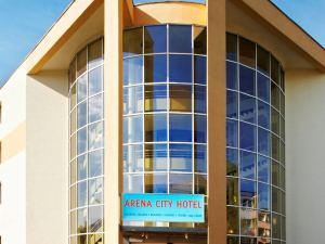 薩爾茨堡中心競技場城市酒店