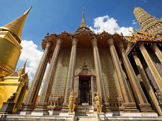 宜必思曼谷暹羅酒店(Ibis Bangkok Siam)外觀