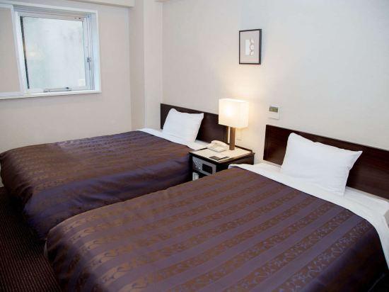 名鐵Inn酒店-名古屋錦(Meitetsu Inn Nagoya Nishiki)雙床房