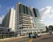 吉隆坡OUG峯會簽名經濟型酒店