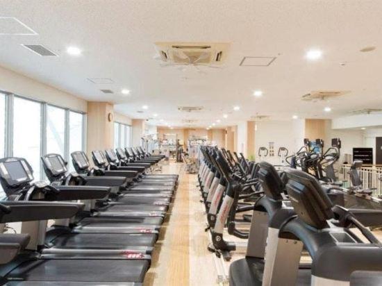 東京池袋大都會飯店(Hotel Metropolitan Tokyo Ikebukuro)健身娛樂設施