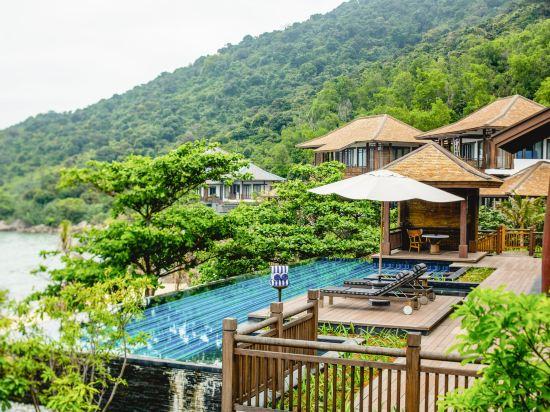 峴港洲際陽光半島度假酒店(InterContinental Danang Sun Peninsula Resort)兩卧室海濱山崖別墅