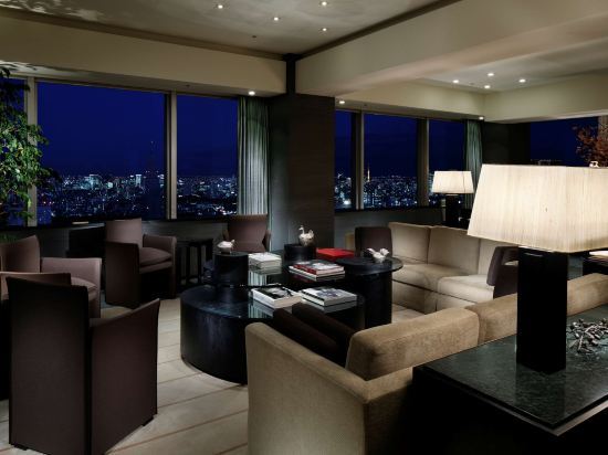 東京柏悅酒店(Park Hyatt Tokyo)大堂吧