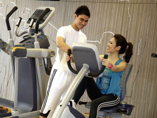 諾富特曼谷素坤逸酒店(Novotel Bangkok Ploenchit Sukhumvit)健身房