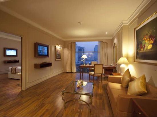 綠寶石酒店(The Emerald Hotel)豪華房