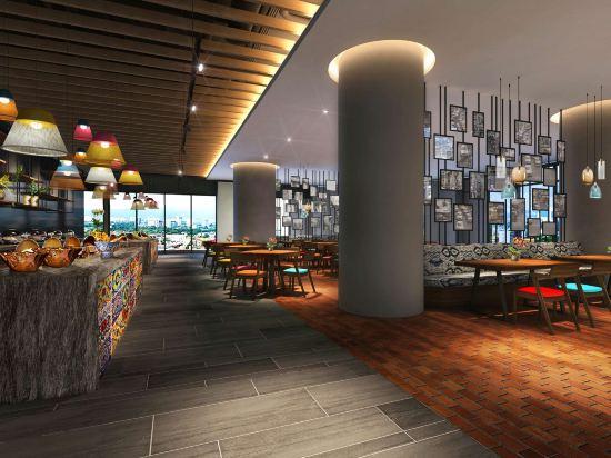 吉隆坡東姑阿都拉曼南希爾頓花園酒店(Hilton Garden Inn Kuala Lumpur Jalan Tuanku Abdul Rahman South)餐廳