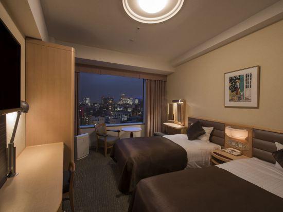 札幌王子酒店(Sapporo Prince Hotel)高級雙床房