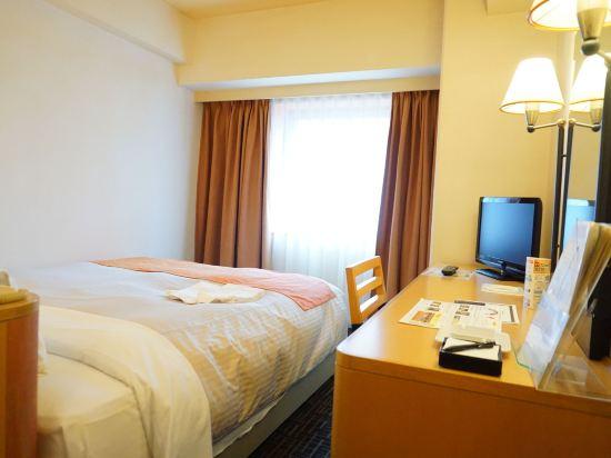 福岡運河城華盛頓酒店(Canal City Fukuoka Washington Hotel)轉角大床房