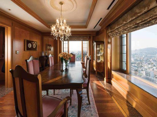首爾皇宮酒店(Imperial Palace Seoul)複式套房