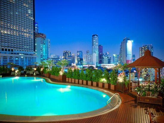 是隆中央酒店(Centre Point Silom)健身娛樂設施